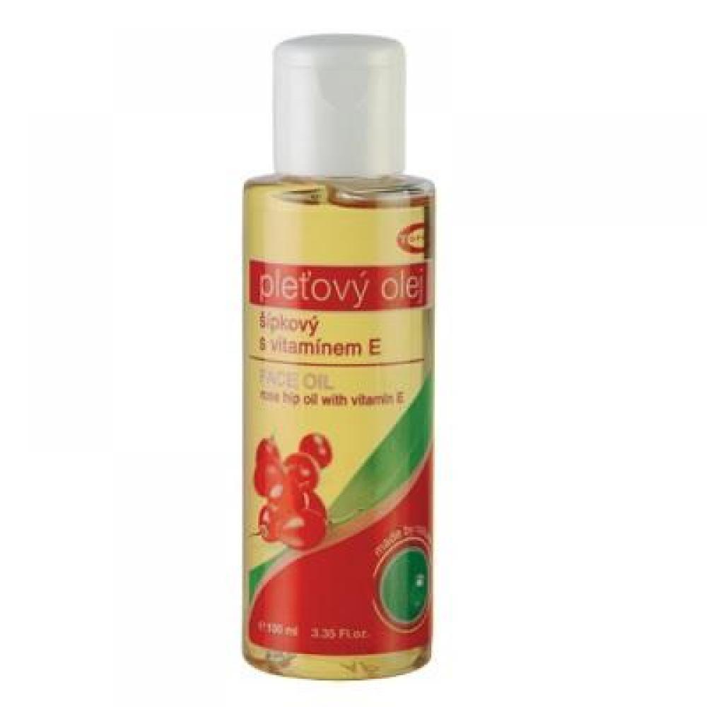 TOPVET Šípkový olej 100% s vitamínom E 100 ml