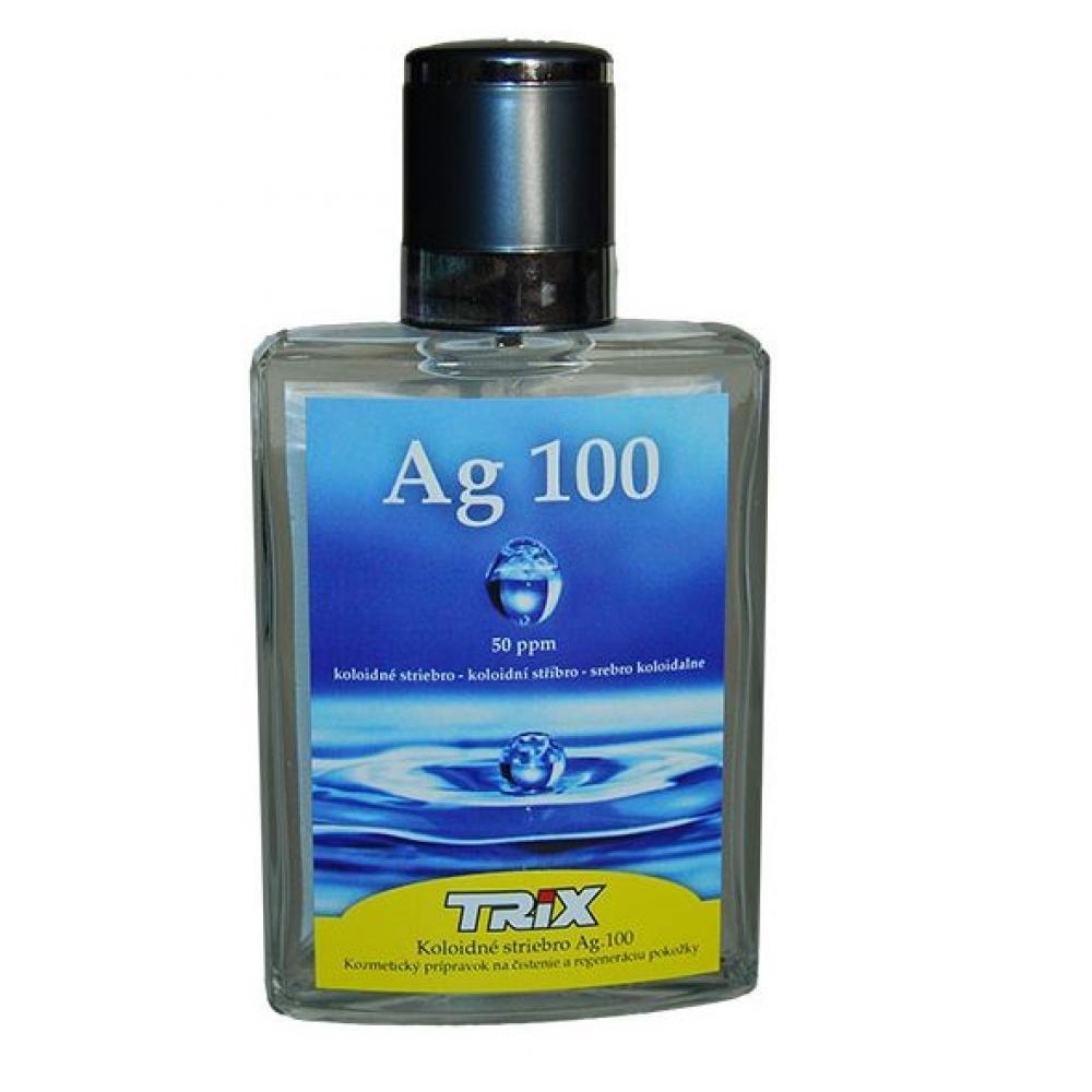 a09c9af66 TRIX Koloidné striebro Ag100 50ppm SPRAY 100 ml - MojaLekáreň.sk