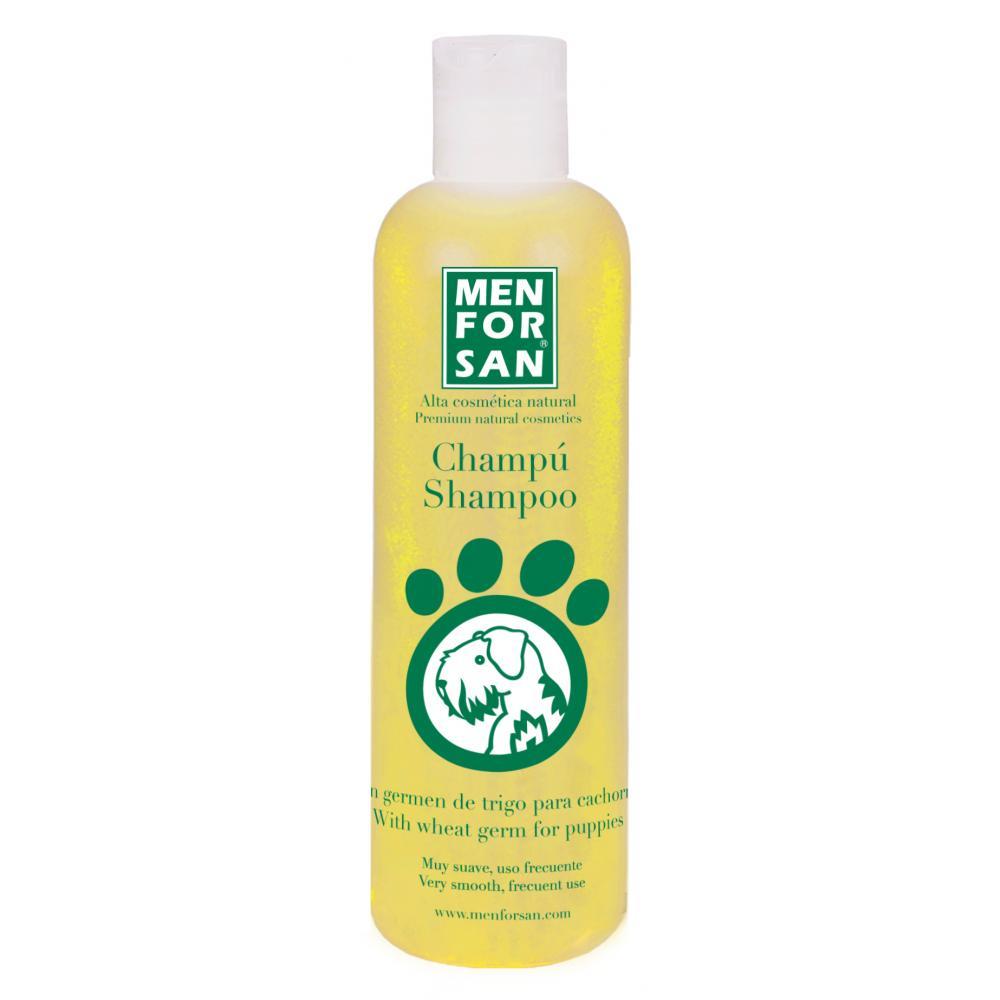 Veľmi jemný šampón pre šteňatá z pšeničných klíčkov 300 ml