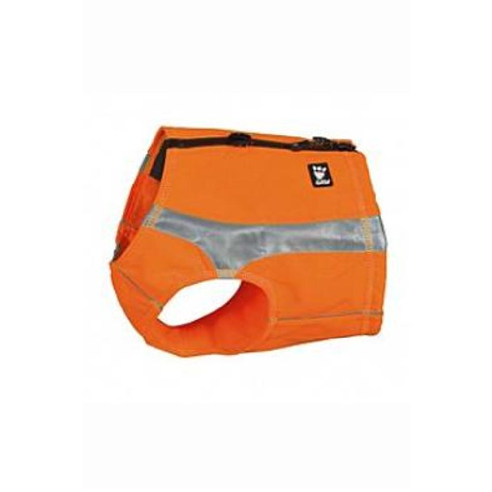Vesta reflexní Hurtta Lifeguard Polar oranžová XXL