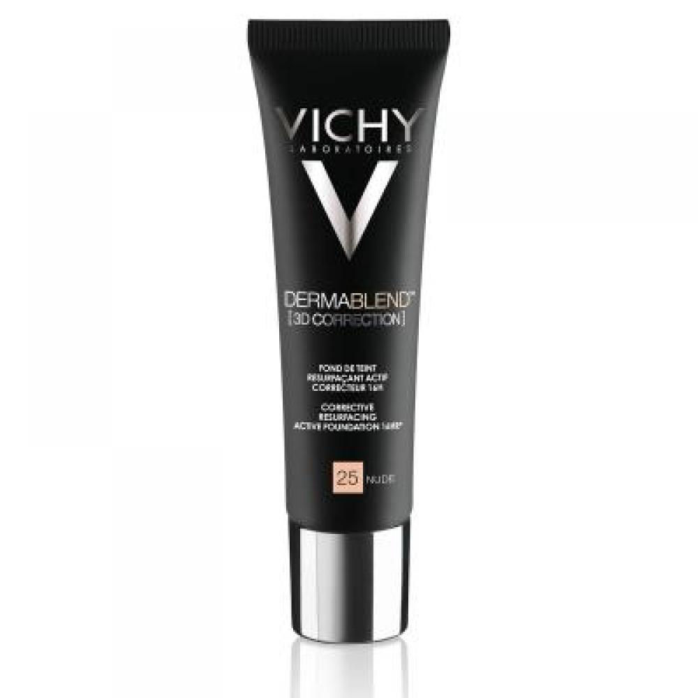VICHY Dermablend 3D vyhladzujúci make-up 25 odtieň 30 ml