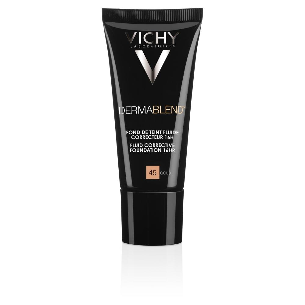 VICHY Dermablend Korekčné make-up 45 zlatý 30 ml