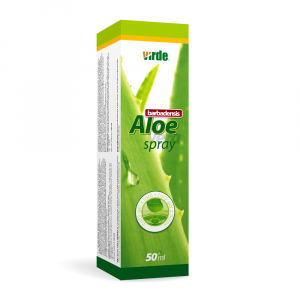 VIRDE Aloe vera spray 50 ml