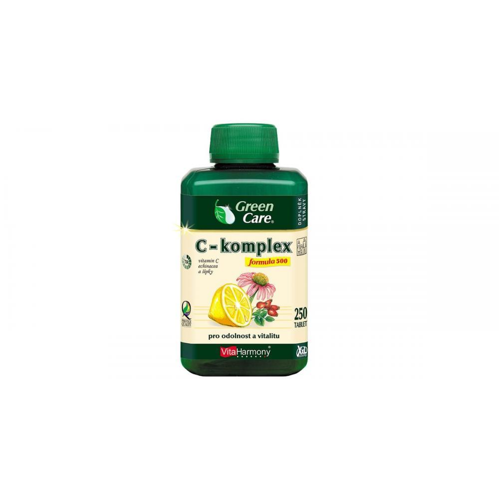 VitaHarmony C-komplex formula 500 tbl.250
