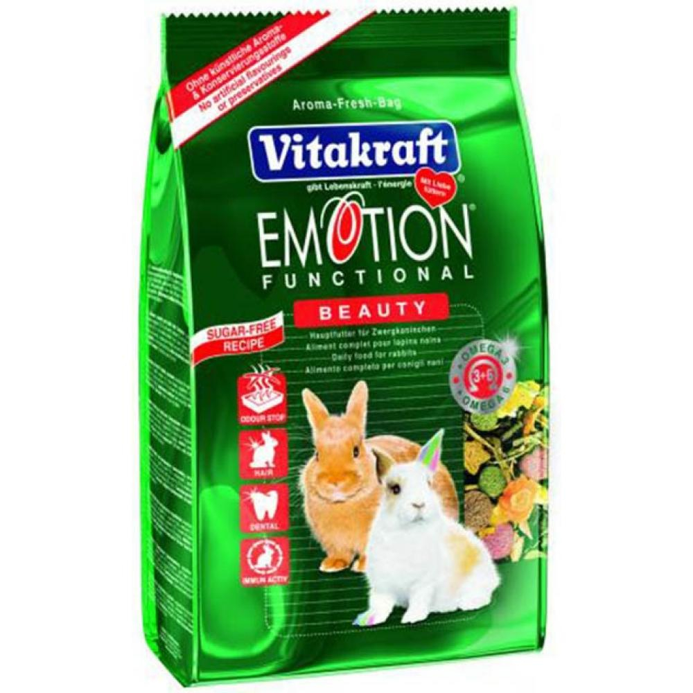 Vitakraft Rodent Rabbit krmení Emotion for kids 600g