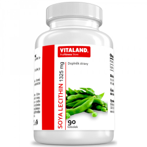Vitaland Soya Lecithin 90 tablet
