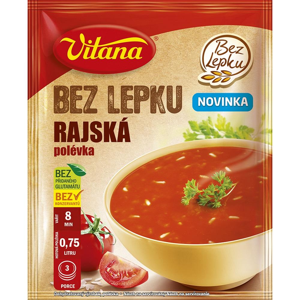VITANA polievka bez lepku Rajská 76 g