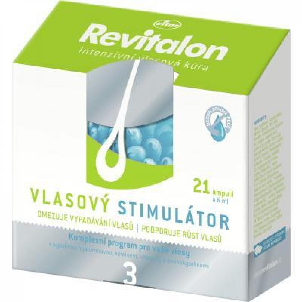 VITAR REVITALON vlasový stimulátor ampulky 21x6 ml%