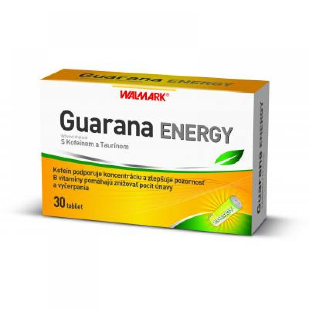 Walmark Guarana Energy 30 tabliet