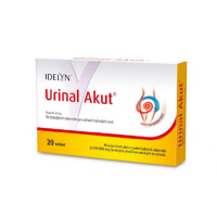 WALMARK Idelyn Urinal Akut 20 tablet