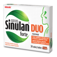 WALMARK Sinulan Duo Forte 30 tabliet