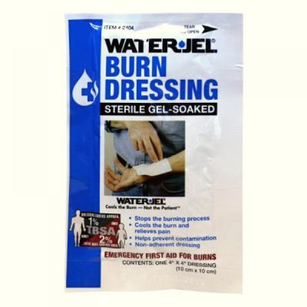 WATER JEL popáleninové obväz 1 ks (rozmer 0x40cm)