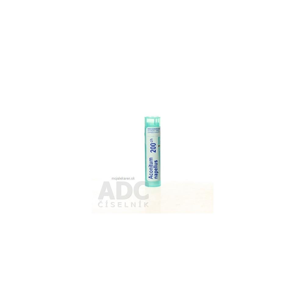ACONITUM NAPELLUS GRA HOM CH200 1x4 g