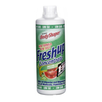 Weider, Fresh UP concentrate, 1000ml - Kolesá + Kofeín