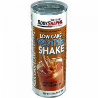 Weider Low Carb Protein Shake - 250 ml cappuccino