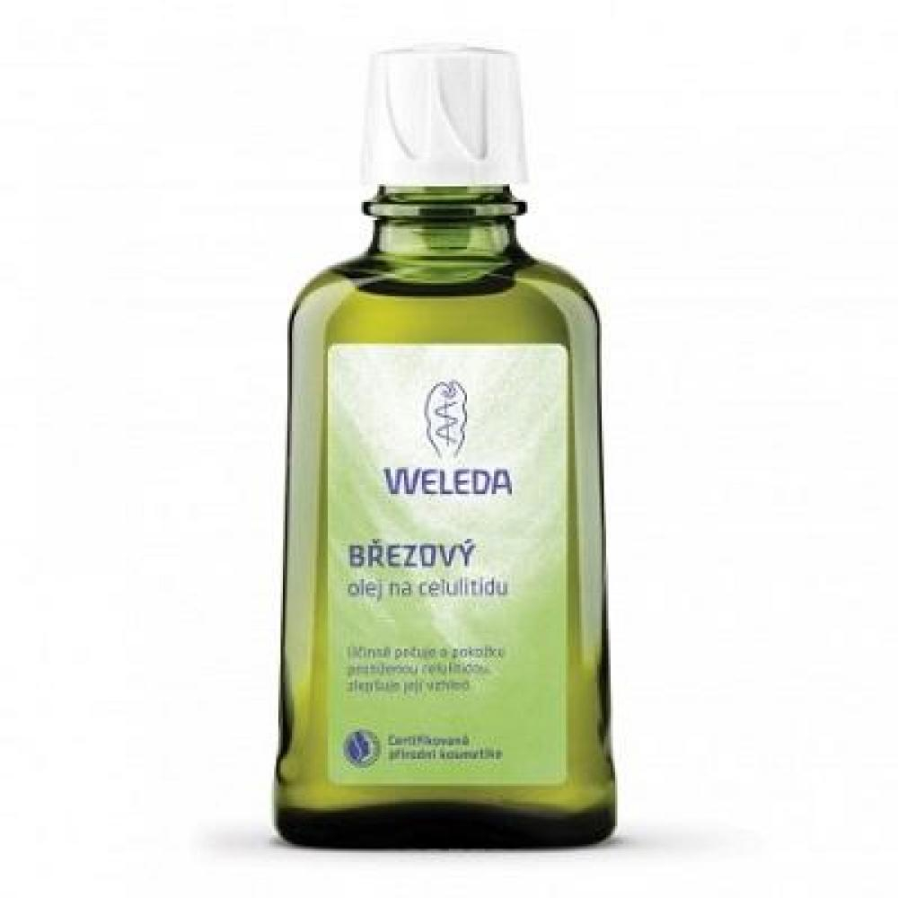 WELEDA Brezový olej na celulitídu 100 ml