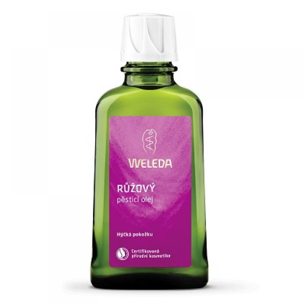 WELEDA Ružový pestujúci olej 100 ml