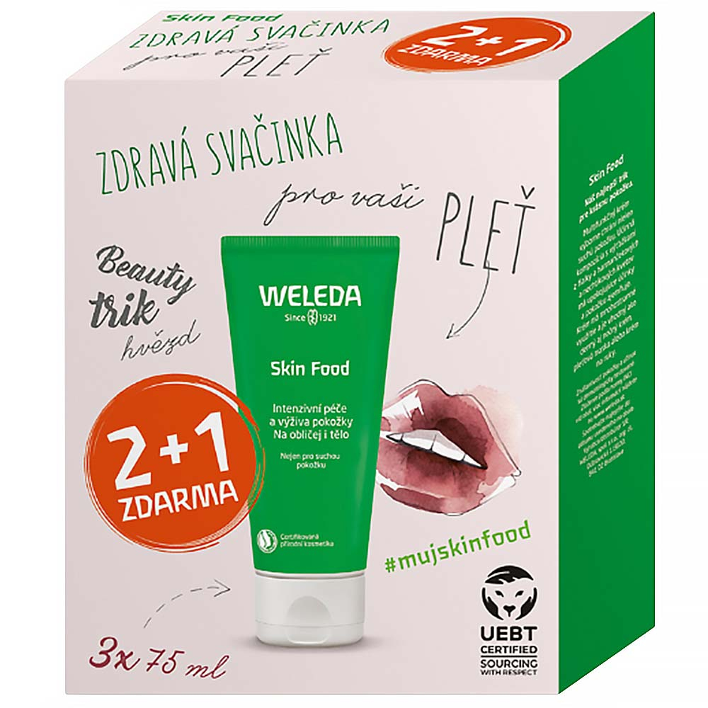 WELEDA Skin Food Multipack 21