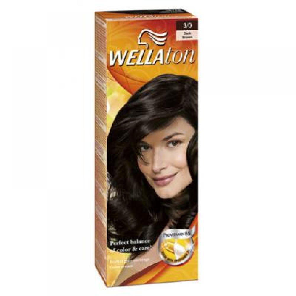 Wellaton farba na vlasy 30 tmavo hnedá