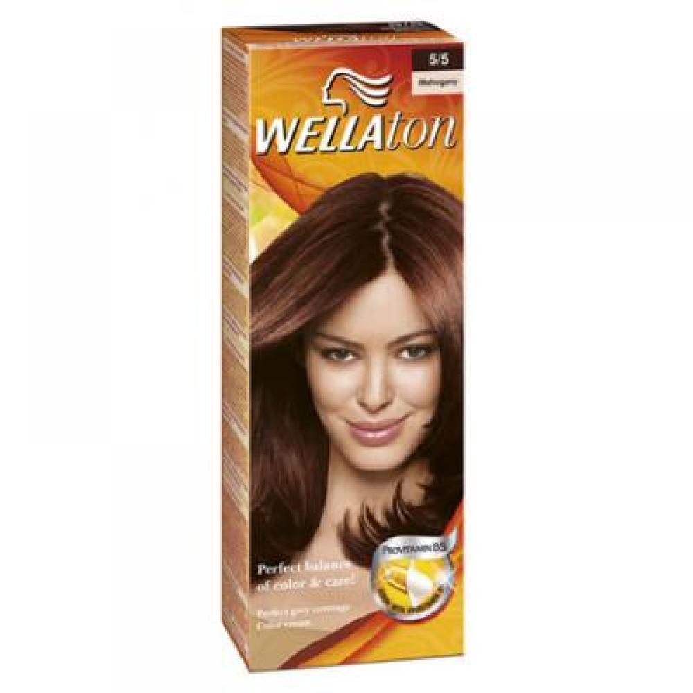Wellaton farba na vlasy 55 mahagónová