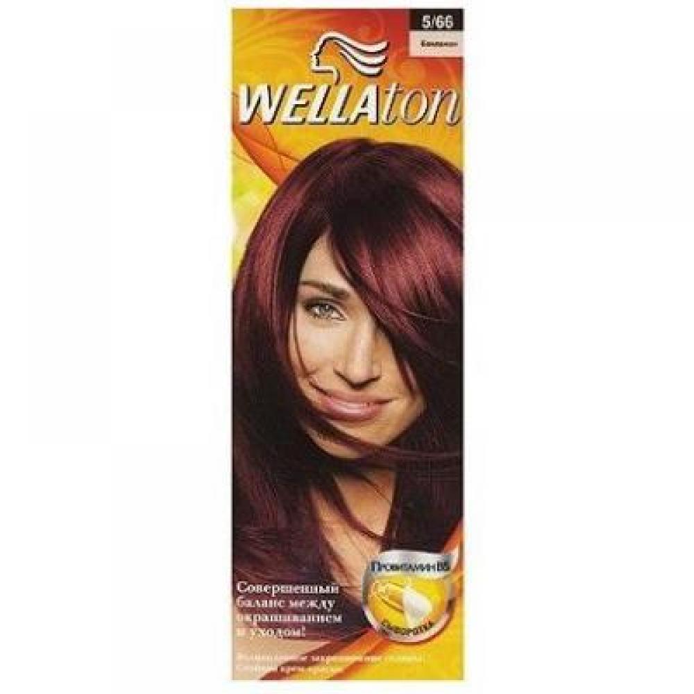 Wellaton farba na vlasy 566 aubergine