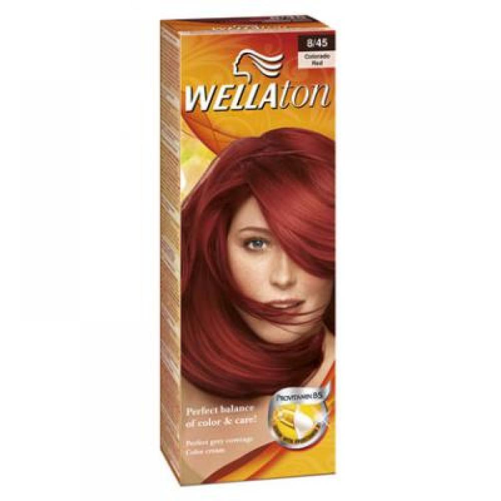 Wellaton farba na vlasy 845 granátovo červená 3f9631a35f1
