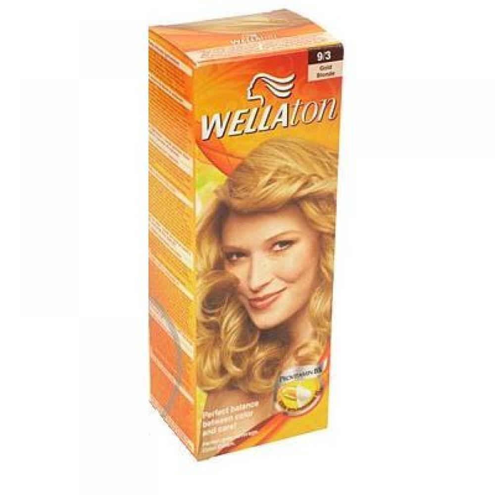 Wellaton farba na vlasy 93 zlatá blond