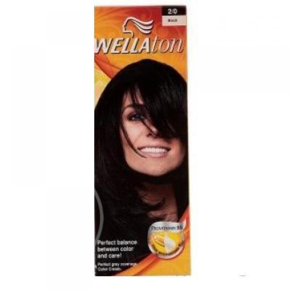 Wellaton farba na vlasy 20 čierna