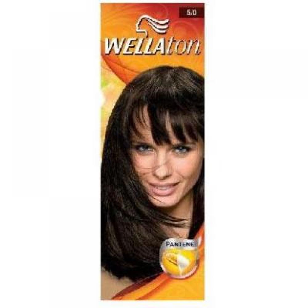 Wellaton farba na vlasy 50 svetlo hnedá