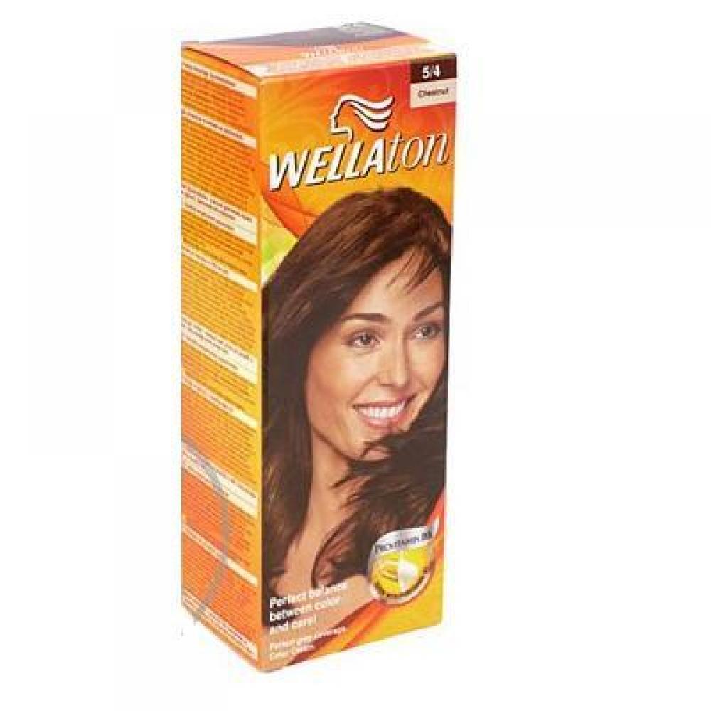Wellaton farba na vlasy 54 gaštanová