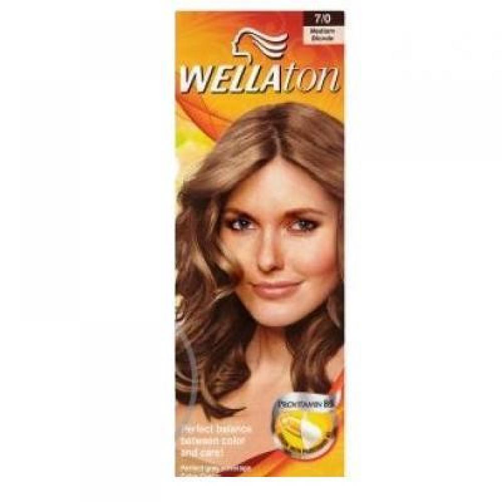 Wellaton farba na vlasy 70 stredná blond