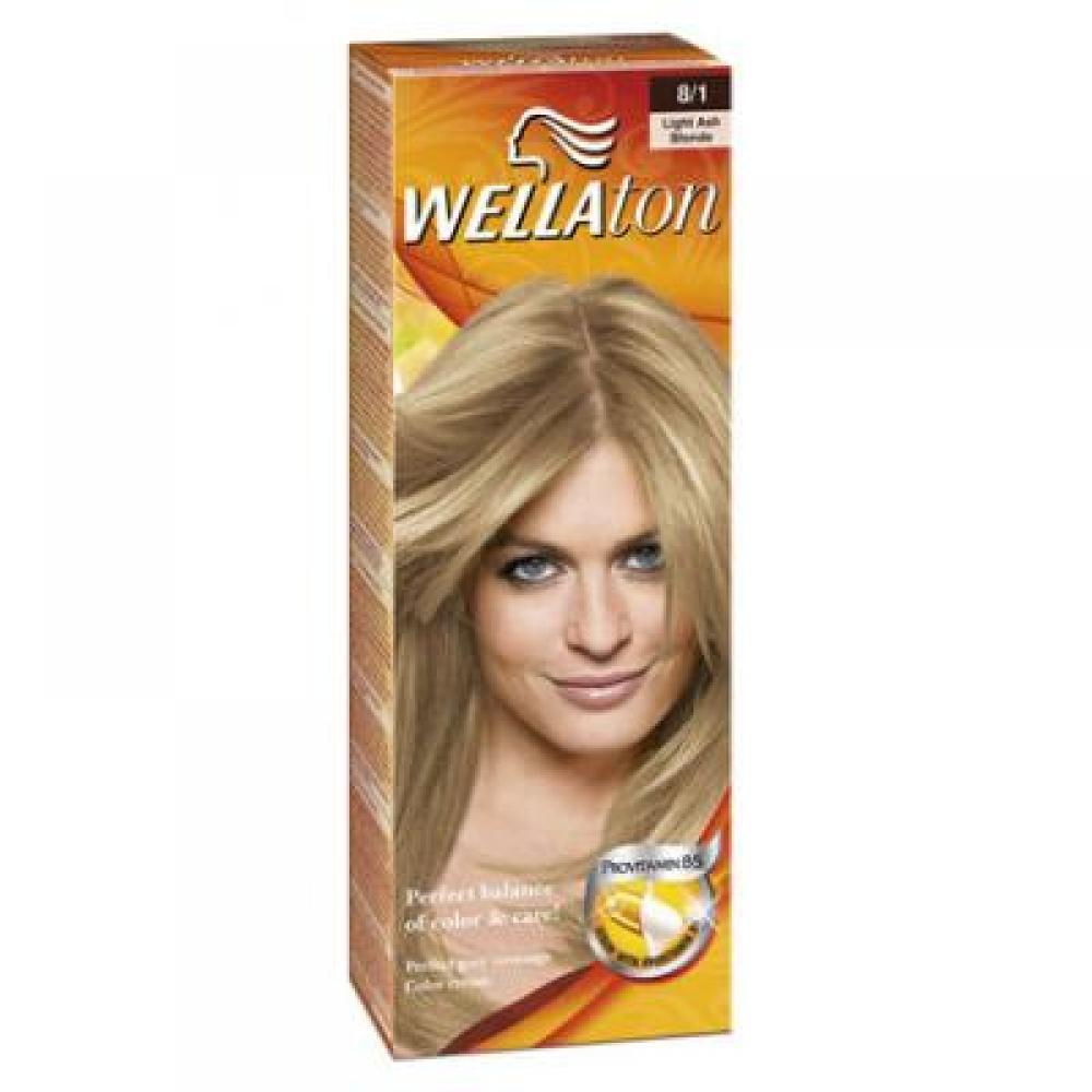 Wellaton farba na vlasy 81 svetlá popolavá