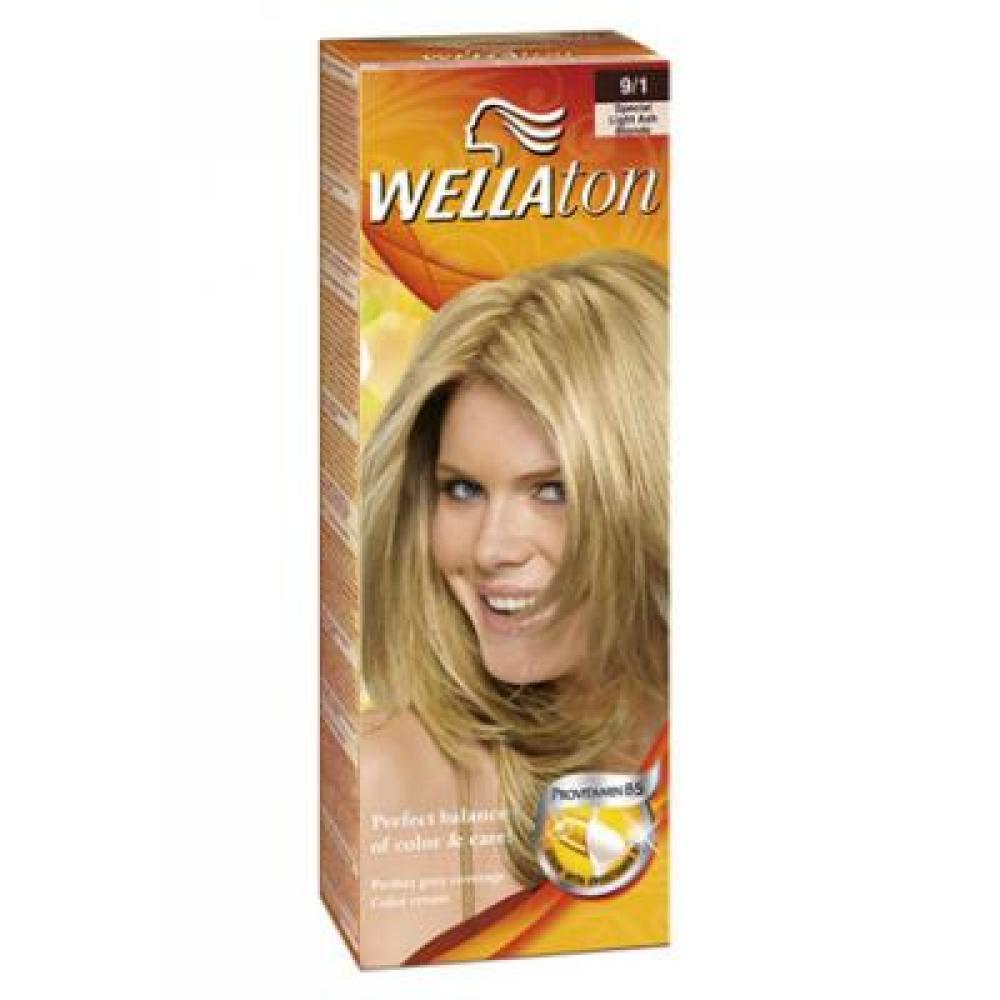Wellaton farba na vlasy 91 popol blond