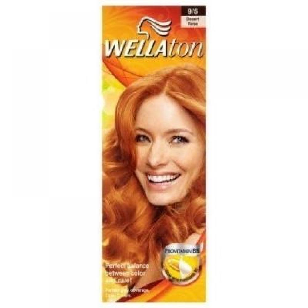 Wellaton farba na vlasy 95 púštne ruže