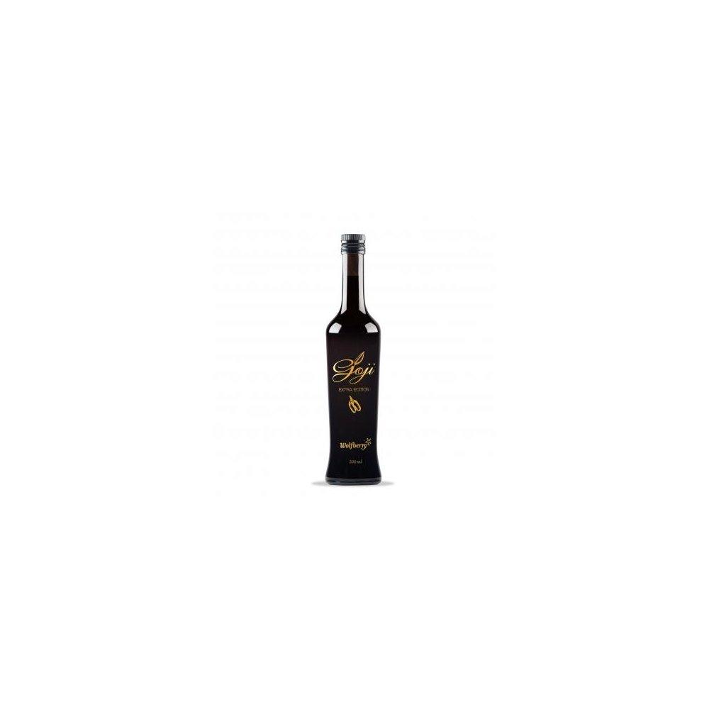Wolfberry Goji šťava Extra Edition BIO 500 ml