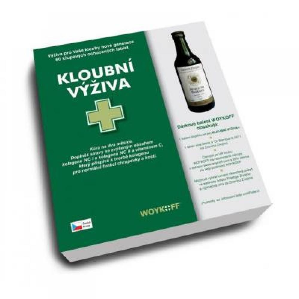 WOYKOFF darčeková kazeta Kĺbová výživa + 60 tablet