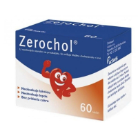 Zerochol 60 tabliet
