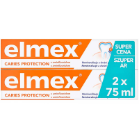 ELMEX Caries Protection Fluoridová zubná pasta 2x 75 ml