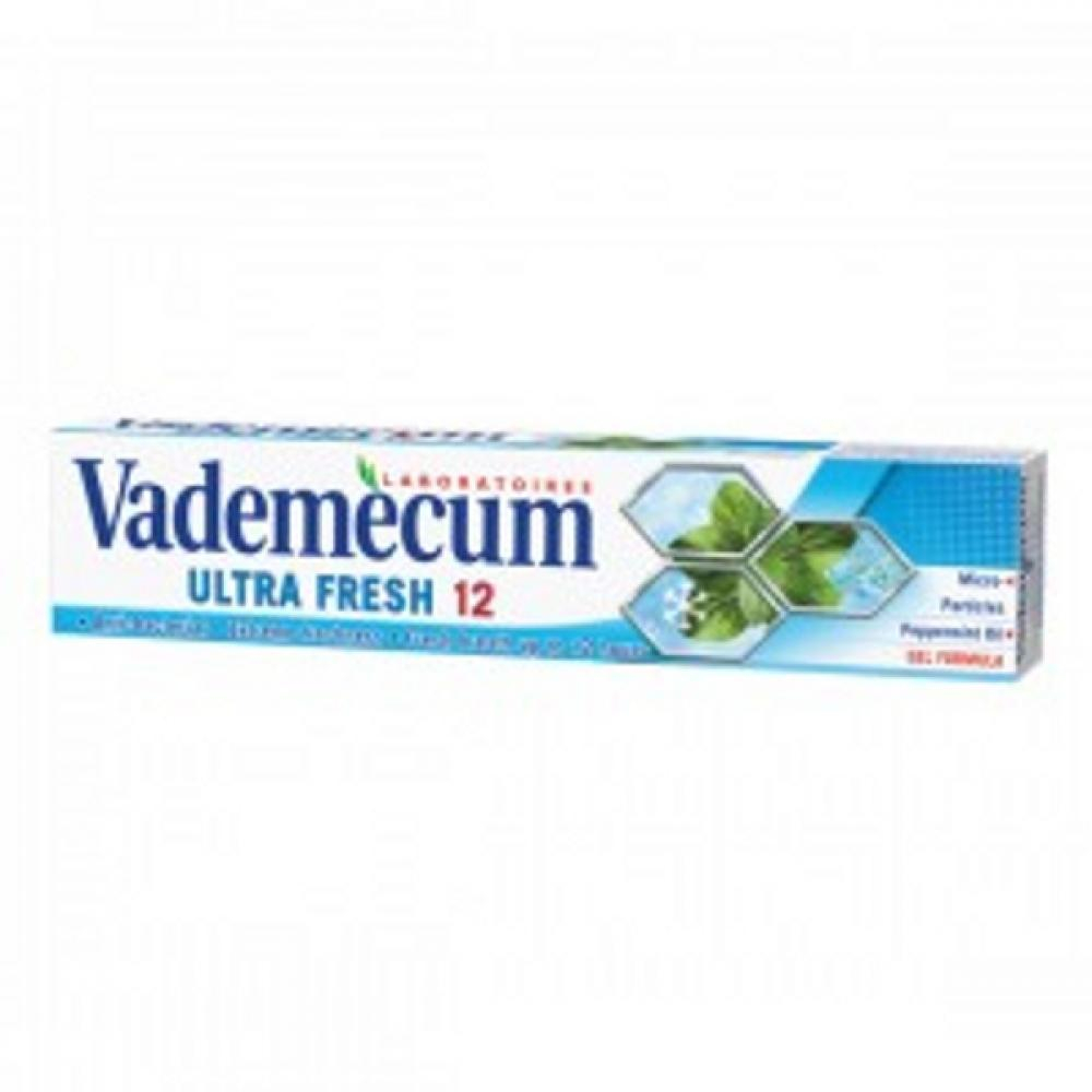 VADEMECUM Zubná pasta 75 ml Ultra Fresh gel
